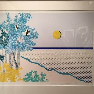 Roy Lichtenstein - Titled