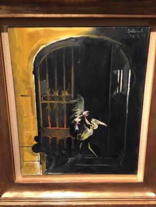 Graham Sutherland - Dark Entrance No.1
