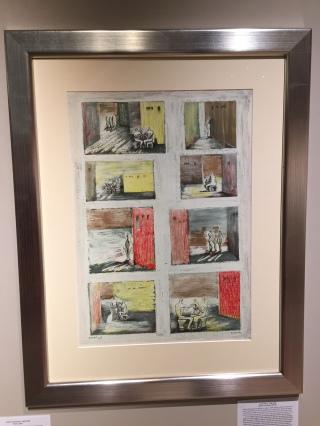 Henry Moore - Figures in Settings