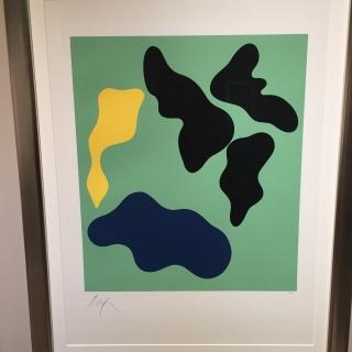 Jean Arp - Composition