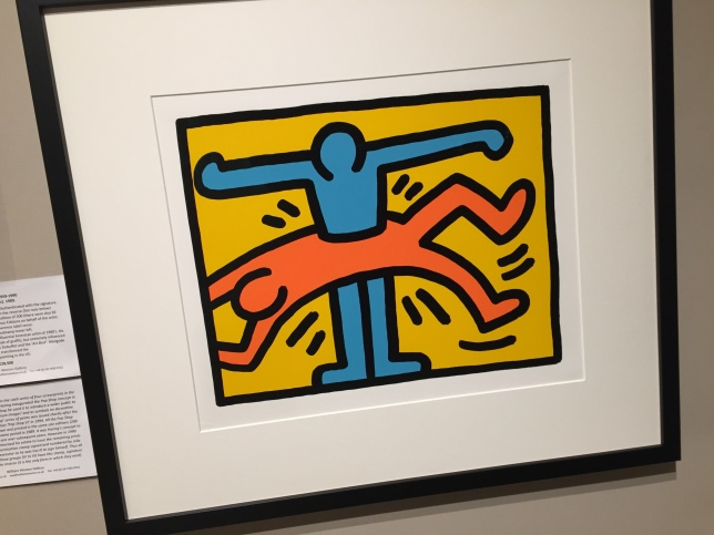 Keith Haring - Pop Shop VI