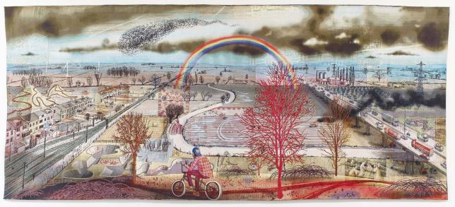 Grayson Perry's 'Battle of Britain'