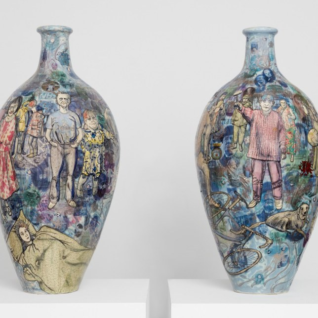 Matching Pair - Grayson Perry