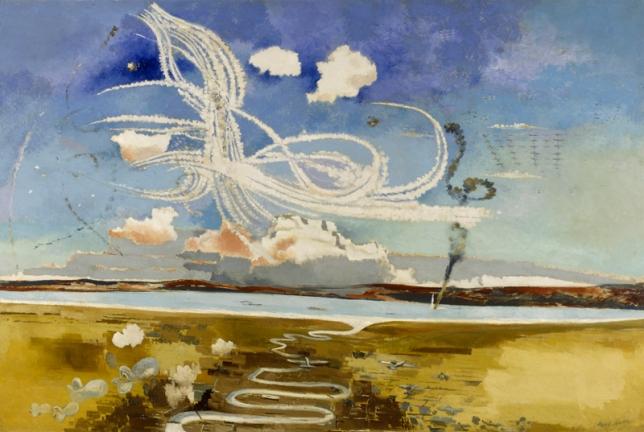 Paul Nash's 'Battle of Britain'