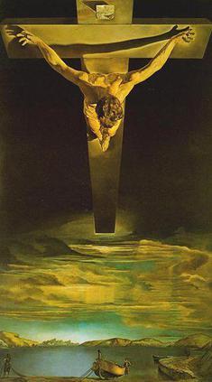 Christ of Saint John of the Cross - Duchamp