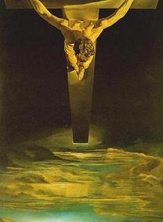 Christ of Saint John of the Cross - Duchamp
