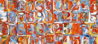 Numbers in Colour - Jasper Johns