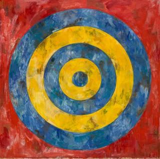 Target - Jasper Johns