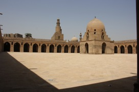 Mosque of Ibn Tulun, Cario